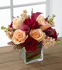 The Share My World™ Bouquet by FTD® - VASE INCLUDED