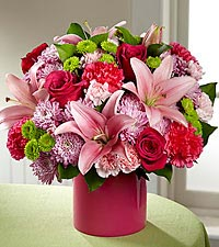 The FTD ® Sweetness & Light™ Bouquet
