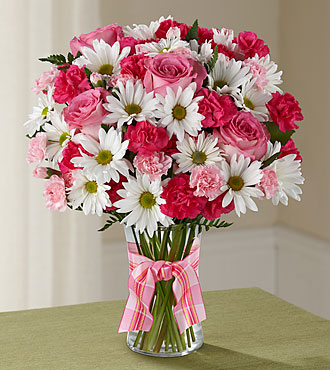 The Sweet Surprises&reg; Bouquet by FTD&reg; - VASE INCLUDED