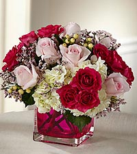 The FTD ® Love In Bloom™ Bouquet