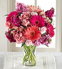 The FTD ® Blushing Beauty™ Bouquet