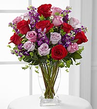 The Garden Walk™ Bouquet by FTD ® - VASE INCLUDED