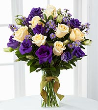 The Angelique&trade; Bouquet by FTD&reg; - VASE INCLUDED