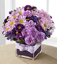 The Thoughtful Expressions™ Bouquet by FTD ® - VASE INCLUDED