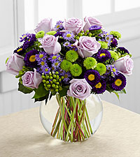 A Splendid Day™ Bouquet by FTD ® - VASE INCLUDED