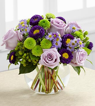 A Splendid Day&trade; Bouquet by FTD&reg; - VASE INCLUDED