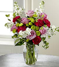 The FTD ® Blooming Embrace™ Bouquet