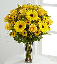 Le Bouquet Daylight<sup>&trade;</sup> de FTD� - VASE INCLUS