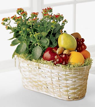 The FTD&reg; Fruits & Flowers