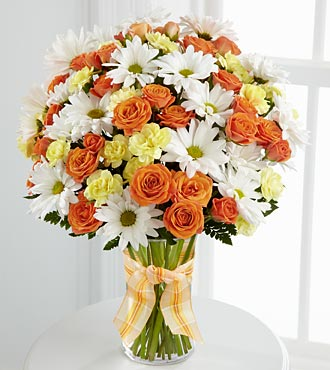 The Sweet Splendor&trade; Bouquet by FTD&reg; - VASE INCLUDED