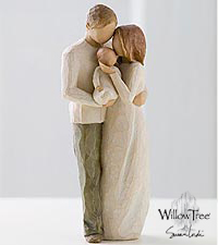 Willow Tree ® Our Gift Figurine