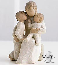 Willow Tree ® Quietly Figurine