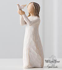 Willow Tree ® Soar Figurine