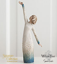 The Willow Tree ® Shine Figurine