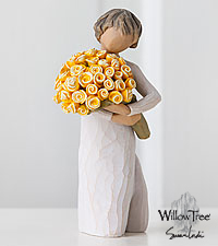 Willow Tree ® Good Cheer Figurine