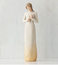 Willow Tree ® Vigil Figurine