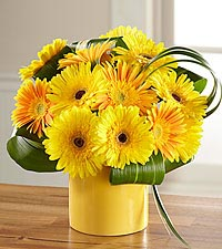 The FTD ® Sunny Surprise™ Bouquet