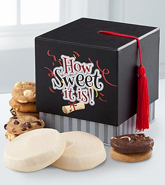 Mrs. Fields® Graduation Box