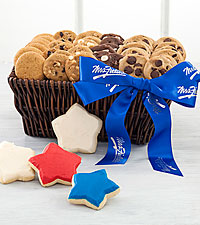 Mrs. Fields&reg; Stars & Bites Forever Basket