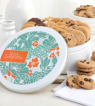 Mrs. Fields® Deepest Sympathy Cookies - 48 Nibblers®