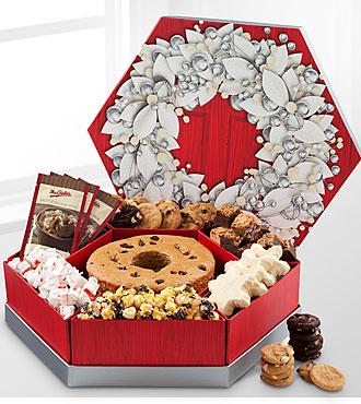 Mrs. Fields Wreath Box
