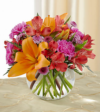 The Light Of My Life Bouquet By Ftd 174 Vase Included