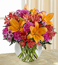 The Light of My Life&trade; Bouquet by FTD &reg; - VASE INCLUDED