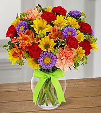 The FTD ® Light & Lovely™ Bouquet