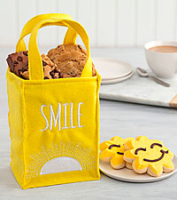 Mrs. Fields ® Just Smile Bag