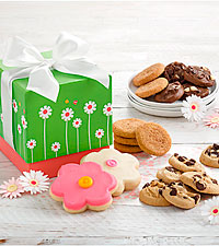 Mrs. Fields ® Meadow Flowers Mini Box