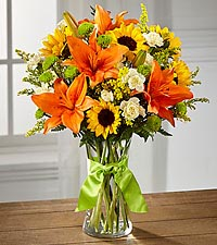 The FTD ® Country Calling™ Bouquet