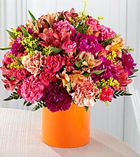The FTD ® All Is Bright™ Bouquet