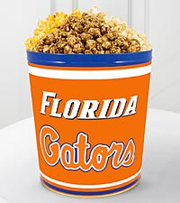 University of Florida® Gators® Popcorn Tin - 3 Gallon