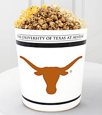 University of Texas® Longhorns® Popcorn Tin - 3 Gallon