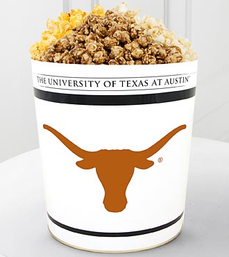 University of Texas&reg; Longhorns&reg; Popcorn Tin - 3 Gallon