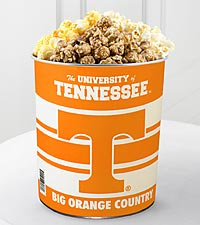 University of Tennessee&reg; Vols&reg; Popcorn Tin - 1 Gallon