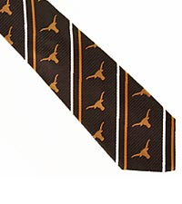 University of Texas&reg; Longhorns&reg; Woven Silk Tie