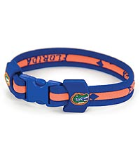 University of Florida® Gators® Titanium Sport Bracelet