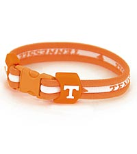 University of Tennessee ® Vols ® Titanium Sport Bracelet