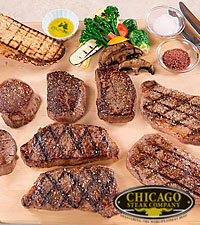Chicago Steak Company™ Best Seller