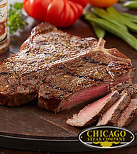 Chicago Steak Company™ Premium Angus Beef T-Bone