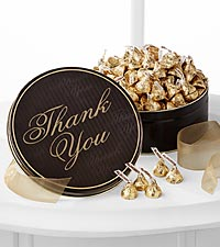 Thank You Tin with Hershey's&reg; Chocolates