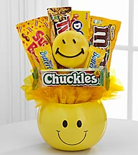 The Sweets in Bloom™ Sweet Smiles Bouquet