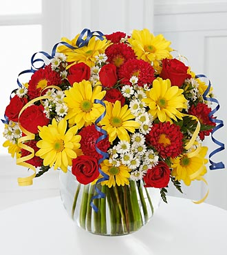The FTD&reg; All for You&trade; Bouquet with Vase
