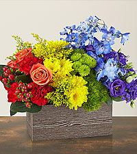The FTD Color of Love Bouquet™