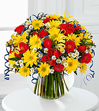 Le bouquet All for You<sup>&trade;</sup> de FTD� - VASE INCLUS