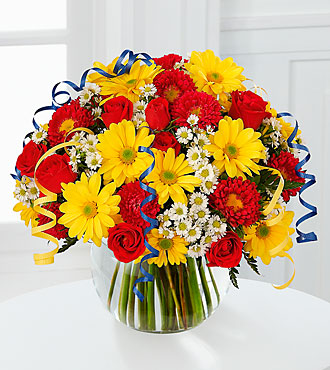 The All for You™ Bouquet by FTD® - VASE INCLUDED