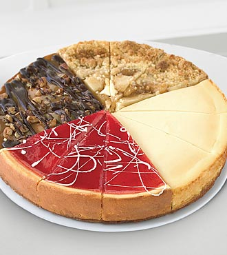 Eli's&reg; Sampler Cheesecake