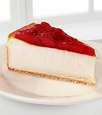Eli's&reg; Strawberry Cheesecake - 9-inch