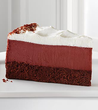 Eli's&reg; Red Velvet Cheesecake